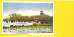 PEIPING Pékin The Pei-hai Winter Palace (N° 16) China Chine - China