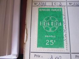 FRANCE TIMBRE REFERENCE YVERT N° 1218 - Oblitérés