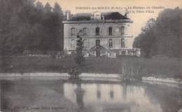 76 - BIHOREL Les ROUEN : Le Chateau Du Chapitre - La Pièce D'Eau - CPA - Seine Maritime - Bihorel