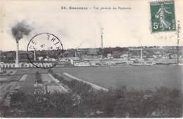 91 - ESSONNES : Vue Générale Des PAPETERIES - CPA - Essonne - Essonnes