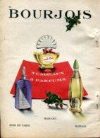 Publicité De Presse Décembre 1951 - Bourjois (parfums) - Publicités