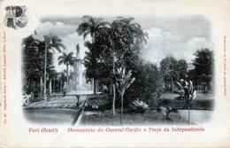 PARA ( Brazil ) , Monumento Do General Gurjao E Praca Da Independencia - Brasilien