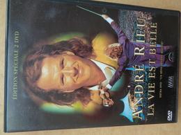 ANDRE RIEU - LA VIE EST BELLE - EDITION SPECIALE 2 DVD - Concert & Music