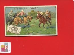Chocolat SUCHARD Chromo Sport Polo Cheval équitation - Suchard