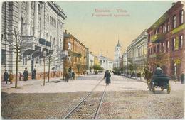 65-578  Lietuva Litauen Lithuania Vilnius Vilna Wilno - Lithuania