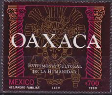 Messico AOAXACA Set MNH - Messico