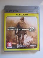 Jeu: PS3 CALL OF DUTY MODERN WAREFARE 2 - Sony PlayStation