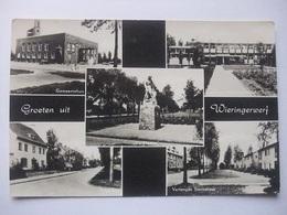 M96 Ansichtkaart Wieringerwerf - 1964 - Sonstige