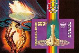 Senegal Hb 13 SIN DENTAR - Verano 1976: Montréal