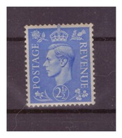 GREAT BRITAIN - 1942 - SG NO. 489a WITH SIDEWAYS WATERMARK - MNH**. SLIGHT BEND ON GUM. - 1902-1951 (Re)
