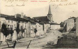 - DOMEVRE - Vue Sur L'Eglise  -5626- - Domevre En Haye