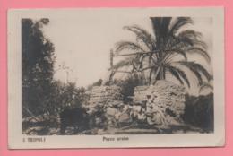 Tripoli - Pozzo Arabo - Libia
