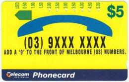 AUSTRALIA A-560 Magnetic Telecom - Used - Australia