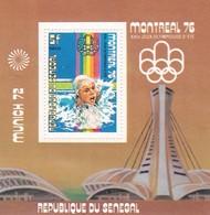 Senegal Hb Michel 22 Al 27 - Verano 1976: Montréal