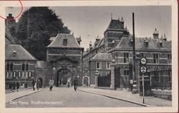 Den Haag Stadhouderspoort (kreukje) - Den Haag ('s-Gravenhage)