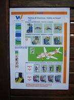 Avion / Airplane / WIND JET / Consignes De Sécurité / Safety Card / Airbus A320 - Consignes De Sécurité