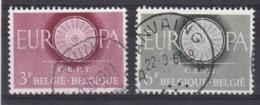 Belgie COB° 1150-1151 - Belgique