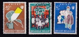 Belgie COB° 1153-1158 - Belgique