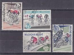 Belgie COB° 1255-1258 - Used Stamps