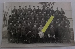 1939-1940 Zouaves 8 Eme Régiment 1ere Compagnie Fanion Aisne Pont-st Mard Guny 39-40 1939-1945 WW2 2WK - Guerra, Militares
