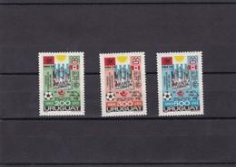 Uruguay Nº Michel 1313 Al 1315 - Uruguay