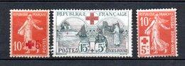 France Beau N° 146 + 147 + 156 ** A Saisir !!! - 1906-38 Semeuse Camée