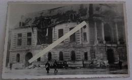 1940 DIEPPE Bombardement Du 21 Mai Destruction De La Chambre De Commerce 39-40 1939-1945 WW2 2WK - War, Military