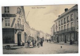 Menen Menin  Rue De Bruges 1913 - Menen