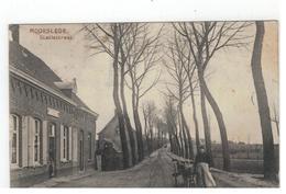 MOORSLEDE  Statiestraat  (Feldpost) - Moorslede