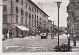 PISTOIA LARGO BARRIERA VIA XX SETTEMBRE  TOTOCALCIO - Pistoia