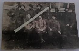 1920 WELZ 13 Eme Bataillon De Chasseurs à Pieds Briscards Vétérans 1914-1918  Tranchée Poilus 1914 1918 WW1 14/18 1WK - Guerra, Militari