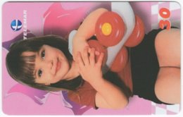 BRASIL I-690 Magnetic Telemar - People, Child - Used - Brazil