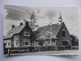M99 Ansichtkaart Noordbergum - Baptistenkerk - 1967 - Niederlande