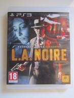 Jeu: PS3 L.A.NOIRE - Sony PlayStation