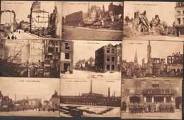 59 - Lille - Lot 9 Cartes (animée,  Militaria, Voir Scans, Pour Fontaine-l'Evêque) - Lille