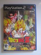 Jeu: PS2 DRAGON BALL Z BUDOKAI TENKAICHI - Sony PlayStation