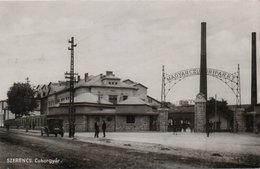 Hungary, Szerencs, Sugar Factory - Ungheria