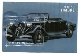 Citroën Traction - 2019 - Sheetlets