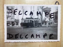 59 LILLE TRAMWAY LE MONGY SUR LE GRAND BOULEVARD - PHOTOGRAPHIE ORIGINALE JEAN DELOFFRE - Lille