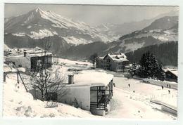 Suisse // Schweiz // Vaud // Leysin - VD Vaud