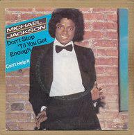 "7"" Single, Michael Jackson, Don't Stop Til You Get Enough - Disco, Pop"