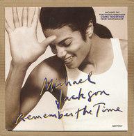 "7"" Single, Michael Jackson, Remember The Time - Disco, Pop"