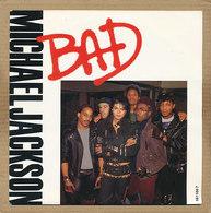 "7"" Single, Michael Jackson, Bad - Disco, Pop"