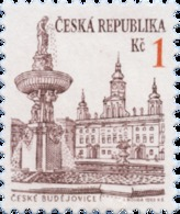 ** 12 Czech Republic Ceské Budejovice/Budweis Definitive 1993 Home Of The Bud Beer - Biere