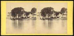 Stereoview - The Ferry Hotel, Windermere ENGLISH LAKES - Visionneuses Stéréoscopiques
