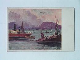 K.U.K. Kriegsmarine  SMS 1001a Rotes Kreuz Nr 585 Karl Ludwik - Guerra