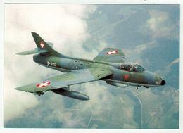 Militaire // Armée Suisse // Aviation //  Hunter - Matériel
