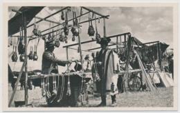 Die Hortobagyer Heide - Markt - Ungarn - Hongrie - Hungary - Ungheria - Costumes
