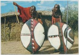Massai Warriors - Afrique