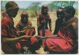 Samburu Girls - Afrique